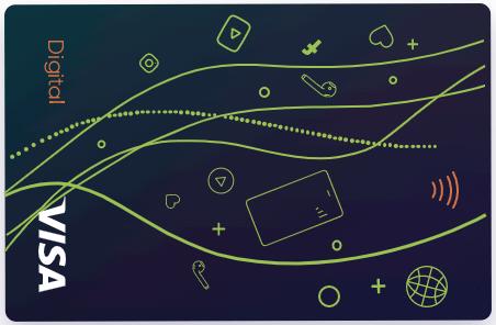 Digital карта Экспобанка