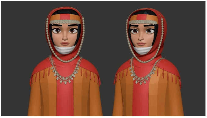3D-персонаж