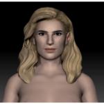 3D модель кино 1