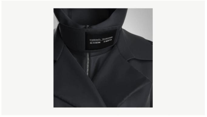 Пример будущих реалистичных digital коллекций одежды 3